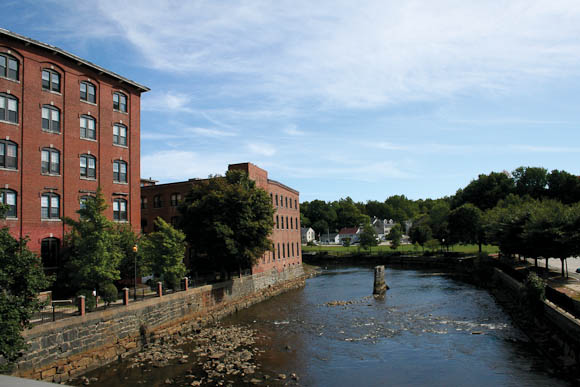 Dover, NH - Our History